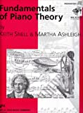 img - for GP660 - Fundamentals of Piano Theory - Preparatory Level book / textbook / text book