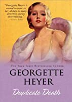 Georgette Heyer: 10 book set: A Blunt…