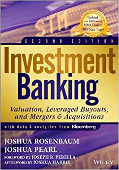 investment banking valuation leveraged buyouts pdf