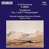 Gibbs: Symphonies Nos. 1 And 3