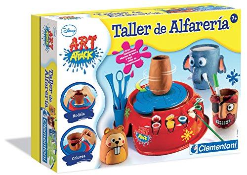 Clementoni - Taller de alfarería Art Attack (65495.6)