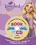 Disney Disney Book and CD: Tangled (Princess Rapunzel) (Disney Storybook & CD)