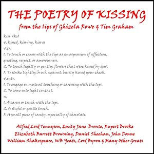 The Poetry of Kissing Audiobook
