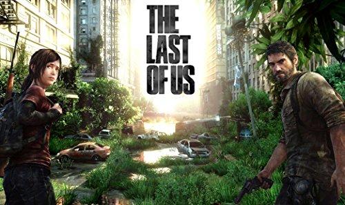The Last of Us 034 Waterproof Plastic Poster Poster di Plastica Impermeabile - Anti-Fade - Possono utilizzare su Outdoor/Giardino/Bagno