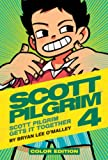 Bryan Lee O'Malley Scott Pilgrim Color Hardcover Volume 4: Scott Pilgrim Gets it Together