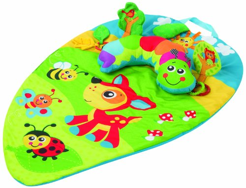 Playgro Forest Friends Tummy Time Mat