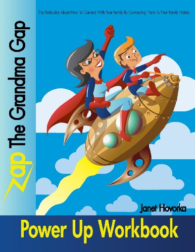 Zap the Grandma Gap Power Up Workbook