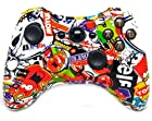 Sticker Bomb Xbox 360 Rapid Fire Modded Controller 35 Mode for COD Ghosts Black Ops 2 Cod Mw3