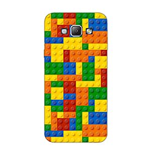 Designer Cute Phone Cover / Case for Samsung A8 2015 - Puzzle