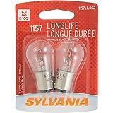 SYLVANIA 1157 Long Life Miniature Bulb, (Pack of 2)