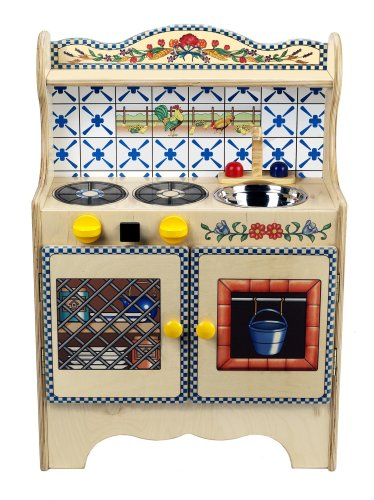 Country Living Kitchen by Anatex - Buy Country Living Kitchen by Anatex - Purchase Country Living Kitchen by Anatex (Anatex, Toys & Games,Categories,Pretend Play & Dress-up,Sets,Cooking & Housekeeping,Kitchen Playsets)