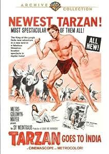 Tarzan Goes To India (1962)