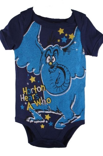 dr seuss baby clothes Dr Seuss Baby Boys Horton Hears A
