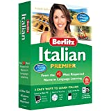Berlitz Learn Italian Premier (PC/Mac) (6 CD Set - Windows & Macintosh)by Avanquest Software