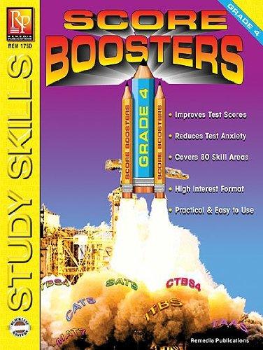 Score Boosters Gr 4 - 1