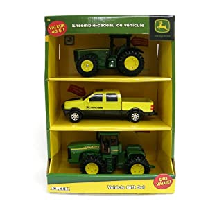 Ertl John Deere Vehicle Value Set