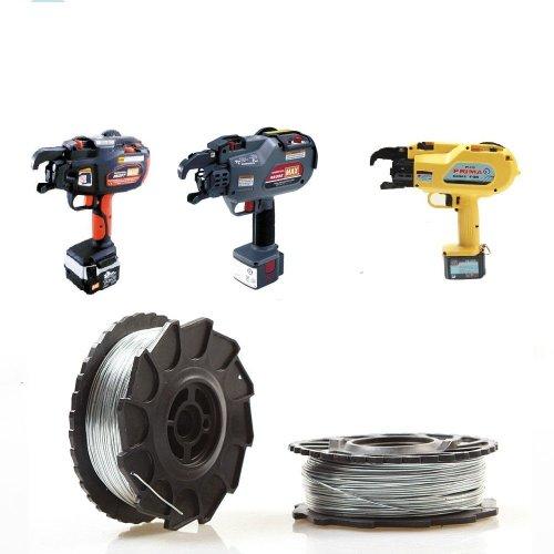 Rebar tie wire TW897/Fit MAX RB397/Rebar tying wire/tie wire spool/Wire coil for MAX tying gun/50rolls/EG