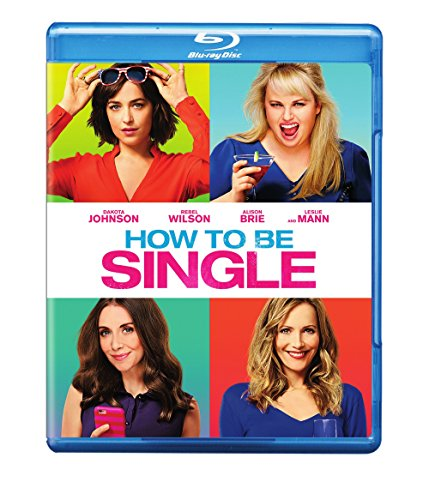 Blu-ray : How to Be Single (Ultraviolet Digital Copy, AC-3, Dubbed, , Digitally Mastered in HD)