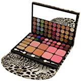 Saffron tiger print Makeup Kit, 66 Pieces