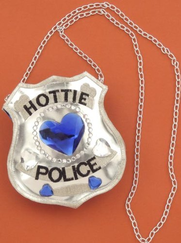 Hottie Police Hand Bag Accessory