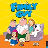 Family Guy 2014 Wall Calendar