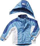 Playshoes Kinder Schneejacke, Skijacke, Snowboardjacke Blau-Hellblau - Abrigo para la nieve para niños, color blau (original 900), talla 4 años (104 cm)
