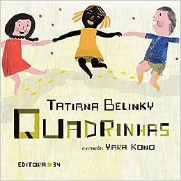 Quadrinhas (Em Portuguese do Brasil) (Portuguese Brazilian) Paperback