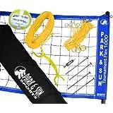 Park & Sun Tournament Flex 1000 Volleyball Net