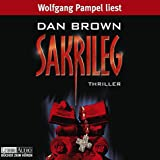 """Sakrileg, 4 Audio-CDsvon """"Dan Brown"""""""