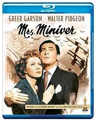 Mrs Miniver [Blu-ray]