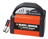 51EZ1Q900SL. SL160  Black &amp; Decker VEC1086BBD Smart Battery 6/4/2 Amp Battery Charger