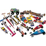 Pitsco Fold-N-Roll Racer Kit (For 16 Students)