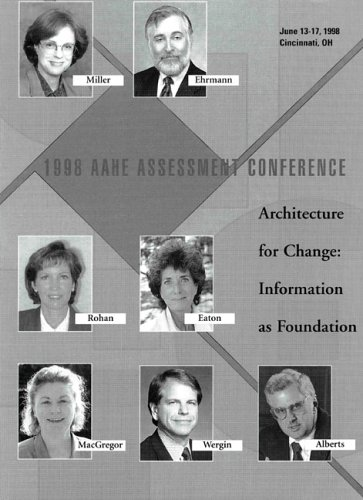 Architecture for Change: Information as Foundation