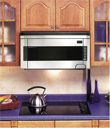 sharp carousel sensor microwave manual