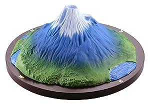 モリナガ・ヨウの立体図解 富士山 ノンスケール ポリストーン製 塗装済み完成品フィギュア