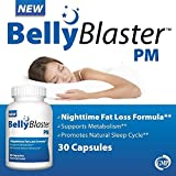 Belly Blaster PM - Night Time Weight Loss Pill - Loss Weight While You Sleep - 30 Day Supply