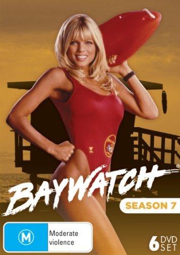 Los vigilantes de la playa / Baywatch (Season 7) - 6-DVD Set ( Bay watch - Season Seven ) [ Origen Australiano, Ningun Idioma Espanol ]