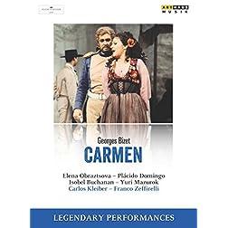 Bizet: Carmen at Wiener Staatsoper, 1978
