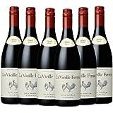 La Vieille Ferme Rouge 2013 AOC - Ventoux - 6 Bottles 0,75 l