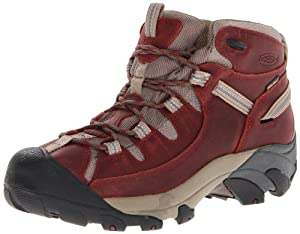 KEEN Women's Targhee II Mid Waterproof Hiking Boot from Keen