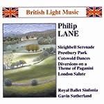 Philip Lane-Orchestral Music