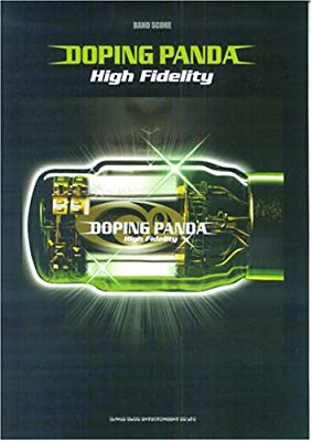 バンドスコア DOPING PANDA/High Fidelity