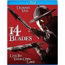 14 Blades [Blu-ray]