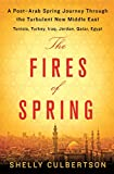 img - for The Fires of Spring: A Post-Arab Spring Journey Through the Turbulent New Middle East - Tunisia, Turkey, Iraq, Jordan, Qatar, Egypt book / textbook / text book