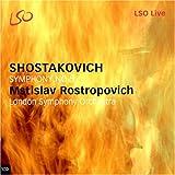 London Symphony Orchestra Shostakovich - Symphony No 5 (LSO Rostropovich)