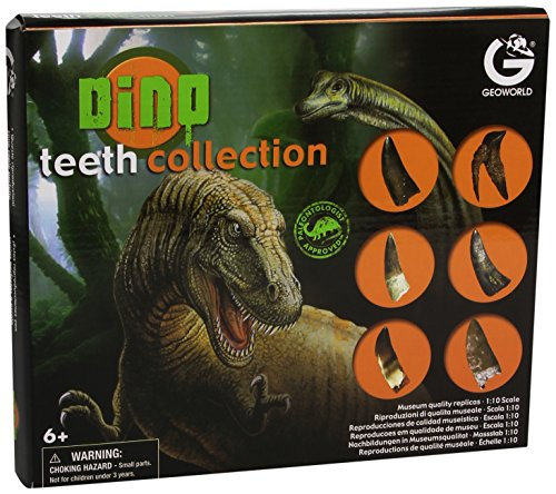 Geoworld-Cl267k-Jeu-Scientifique-Teeth-Collection-6-Pices