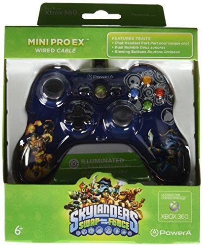 Skylanders Swap Force: Mini Pro Ex Controller (Xbox 360) (Xbox 360 Skylanders Controller compare prices)