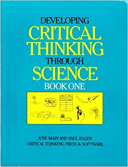 Developing Children s Critical Thinking through Picturebooks: A