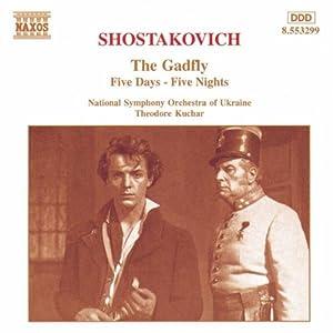 Shostakovich: The Gadfly / Five Days - Five Nights
