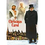 A Christmas Carol ~ George C. Scott